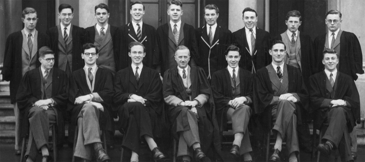 Prefects - December 1953